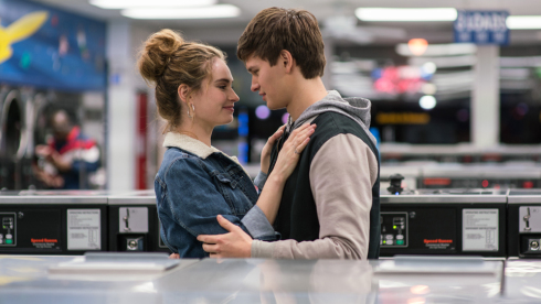baby driver ansel elgort lily james